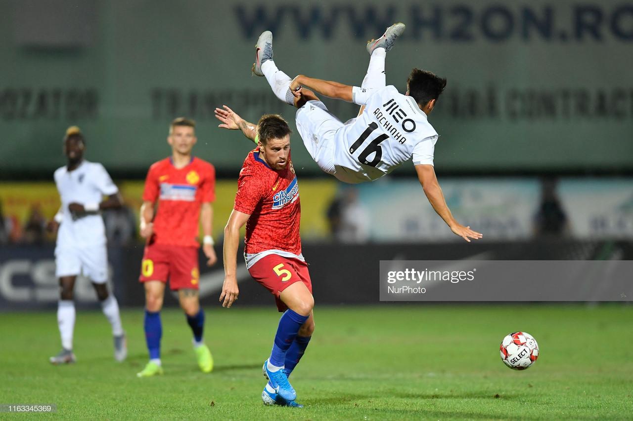 Vitória de Guimarães na Liga Europa