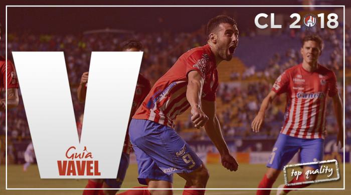 Guía VAVEL Clausura 2018: Atlético de San Luis