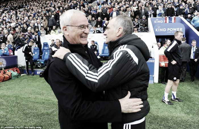 Guidolin hoping for better fortune against Ranieri this time around
