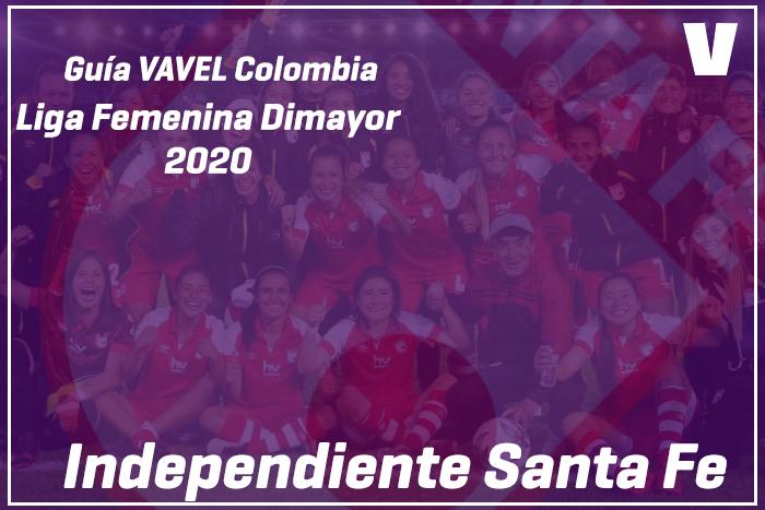 Guía VAVEL Liga BetPlay Femenina 2020: Independiente Santa Fe