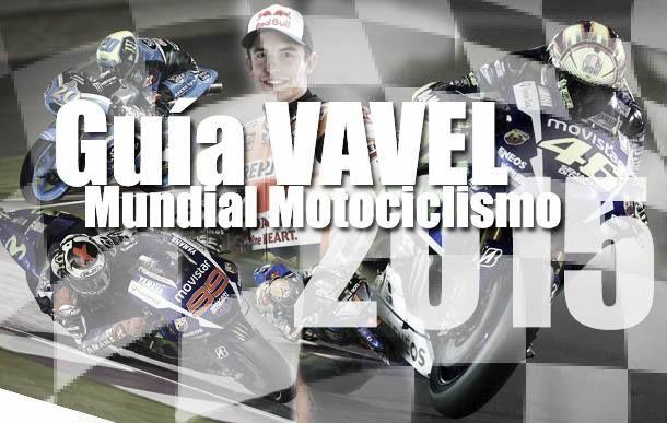 Guía VAVEL del Mundial de Motociclismo 2015