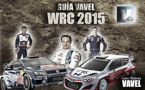 Guía VAVEL del WRC 2015