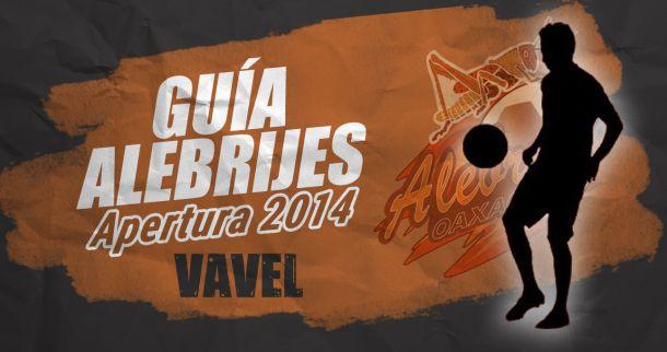 Guía VAVEL Apertura 2014: Alebrijes de Oaxaca