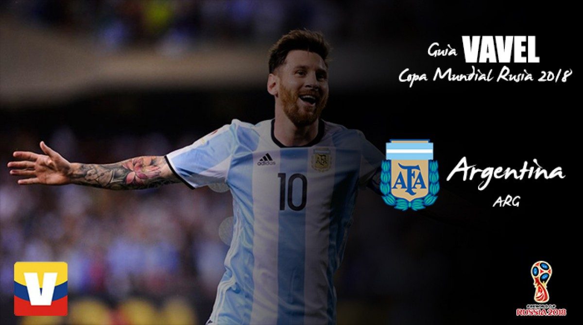 Guía VAVEL de la Copa Mundial 2018: Argentina