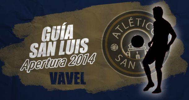 Guía VAVEL Apertura 2014: Atlético San Luis