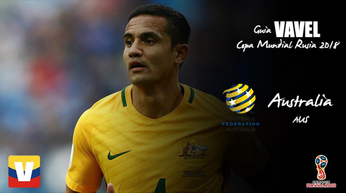 Guía VAVEL de la Copa Mundial 2018: Australia
