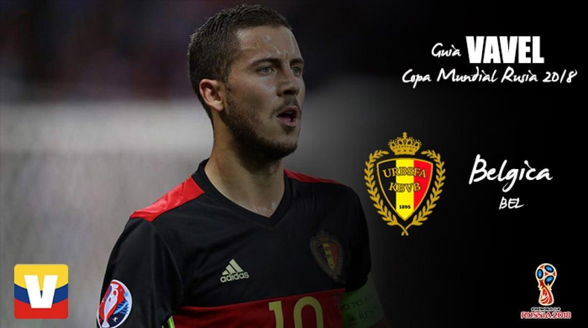 Guía VAVEL de la Copa Mundial 2018: Bélgica