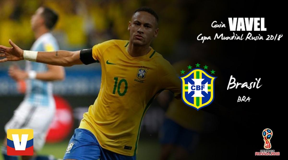 Guía VAVEL de la Copa Mundial 2018: Brasil