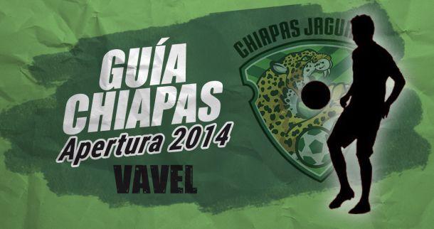 Guía VAVEL Apertura 2014: Jaguares de Chiapas