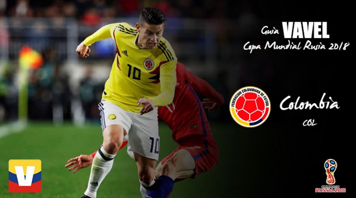 Guia Vavel dela Copa Mundial 2018: Colombia
