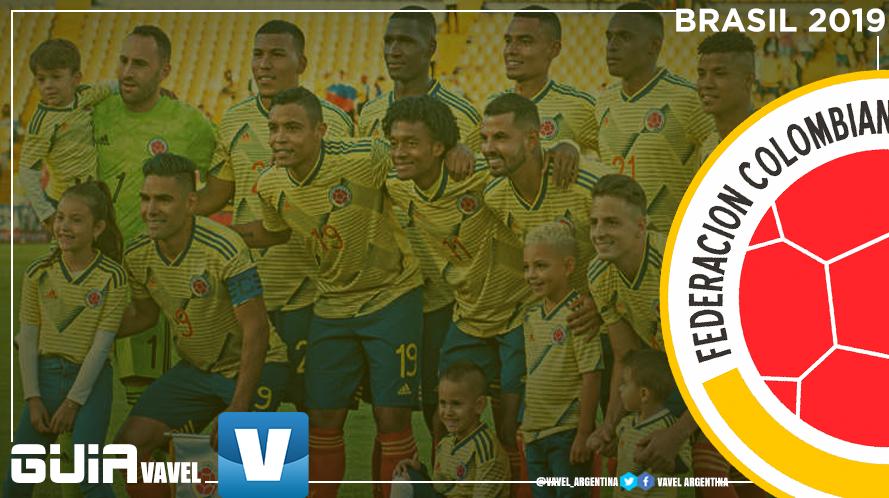 Guía Copa América VAVEL: Colombia, renovación y expectativa