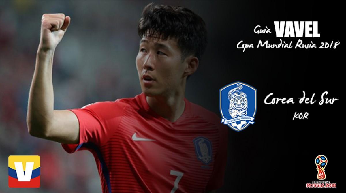 Guía VAVEL de la Copa Mundial 2018: Corea del Sur