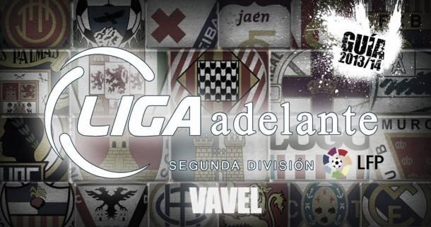 Guía VAVEL de la Liga Adelante 2013/2014