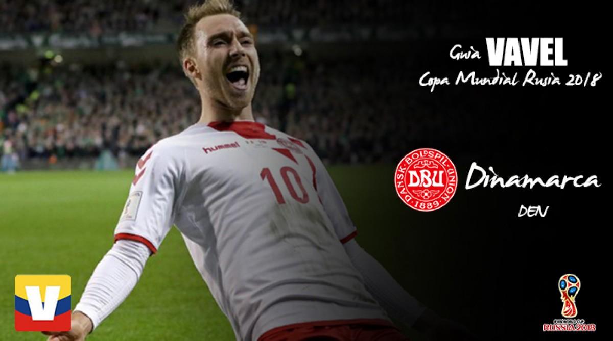 Guía VAVEL de la Copa Mundial 2018: Dinamarca