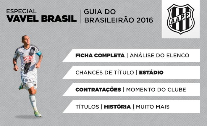 Ponte Preta 2016: recheada de apostas, Macaca quer ser sensação do Brasileirão novamente