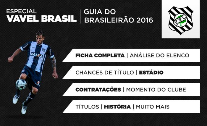 Figueirense 2016: após sufoco recente, a busca por um ano mais tranquilo na Série A