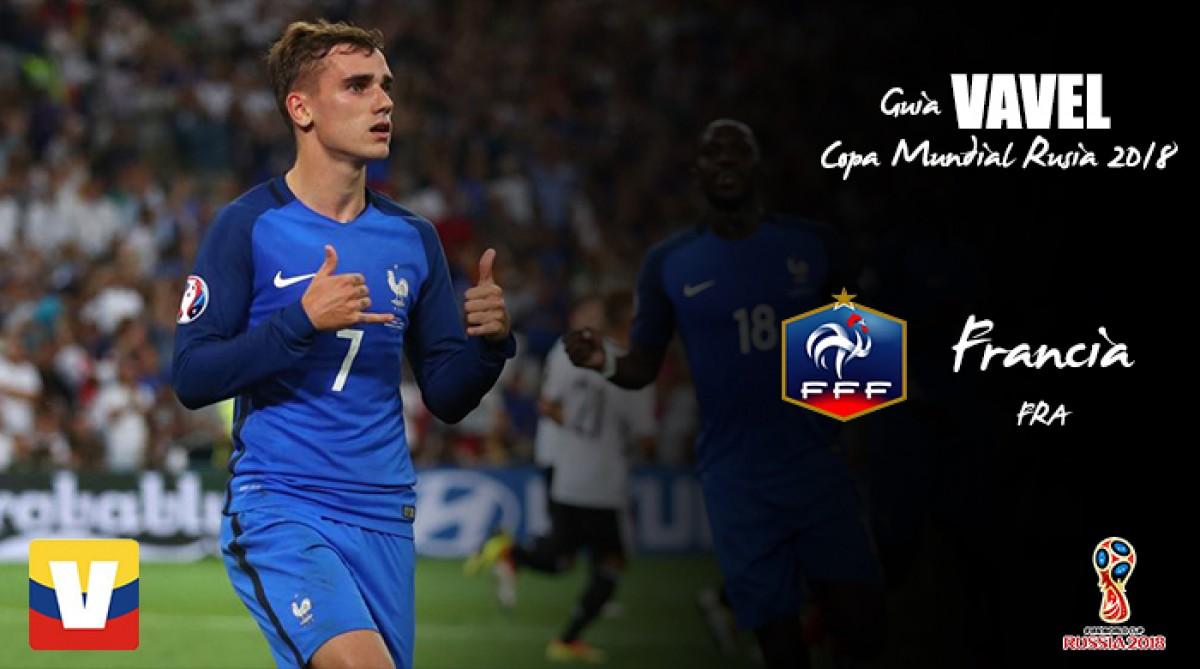 Guía VAVEL de la Copa Mundial 2018: Francia