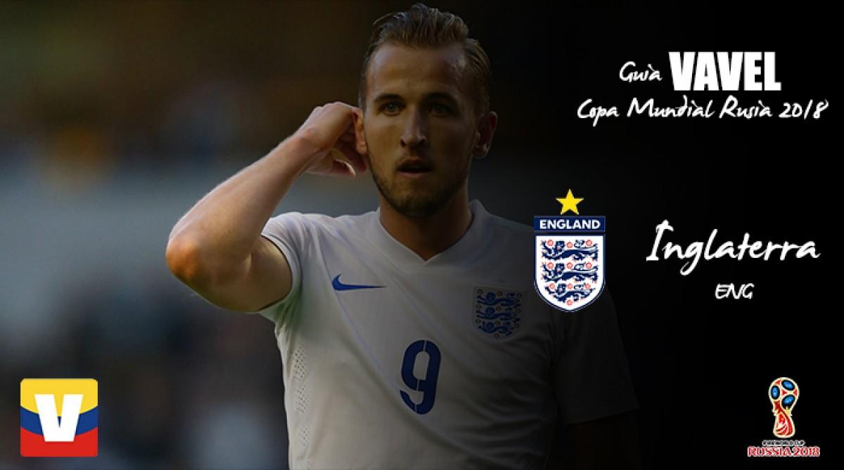 Guía VAVEL de la Copa Mundial 2018: Inglaterra