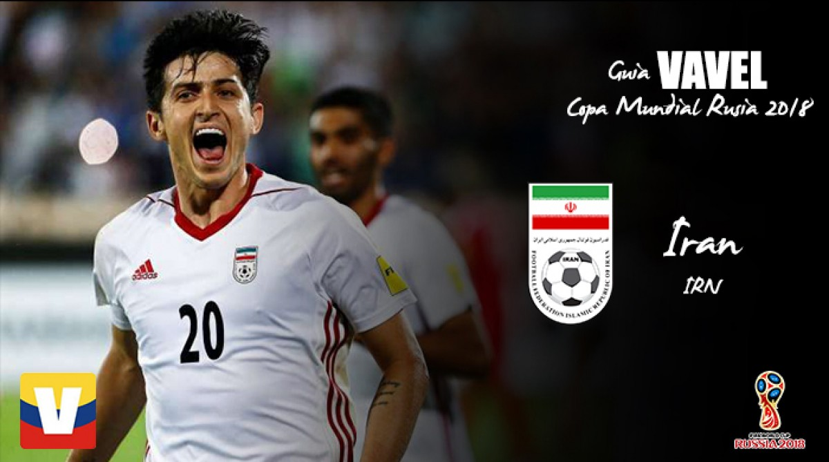 Guía VAVEL de la Copa Mundial 2018: Irán