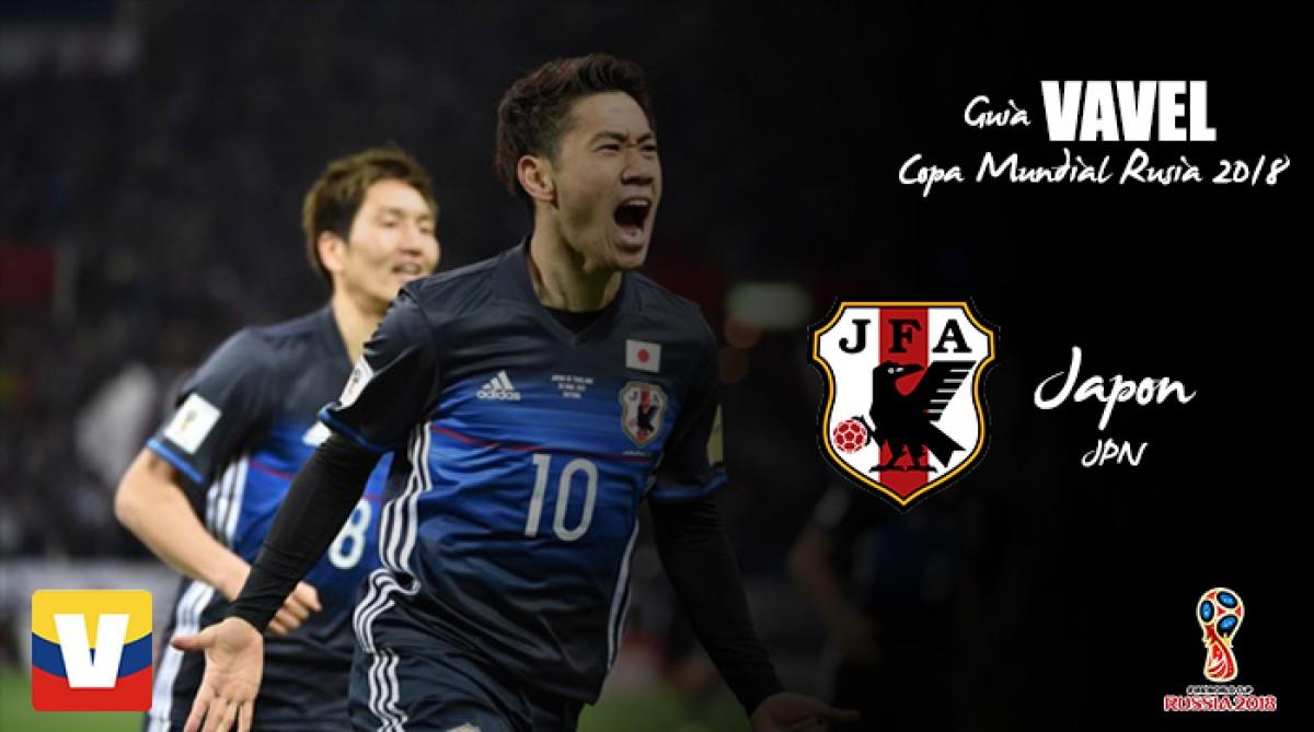 Guía VAVEL de la Copa Mundial 2018: Japón