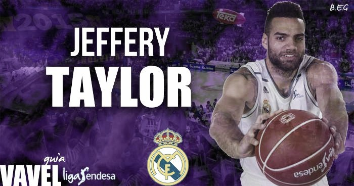 Real Madrid 2016-17: Jeffery Taylor, músculo y defensa