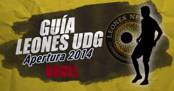 Guía VAVEL Apertura 2014: Leones Negros de la UDG