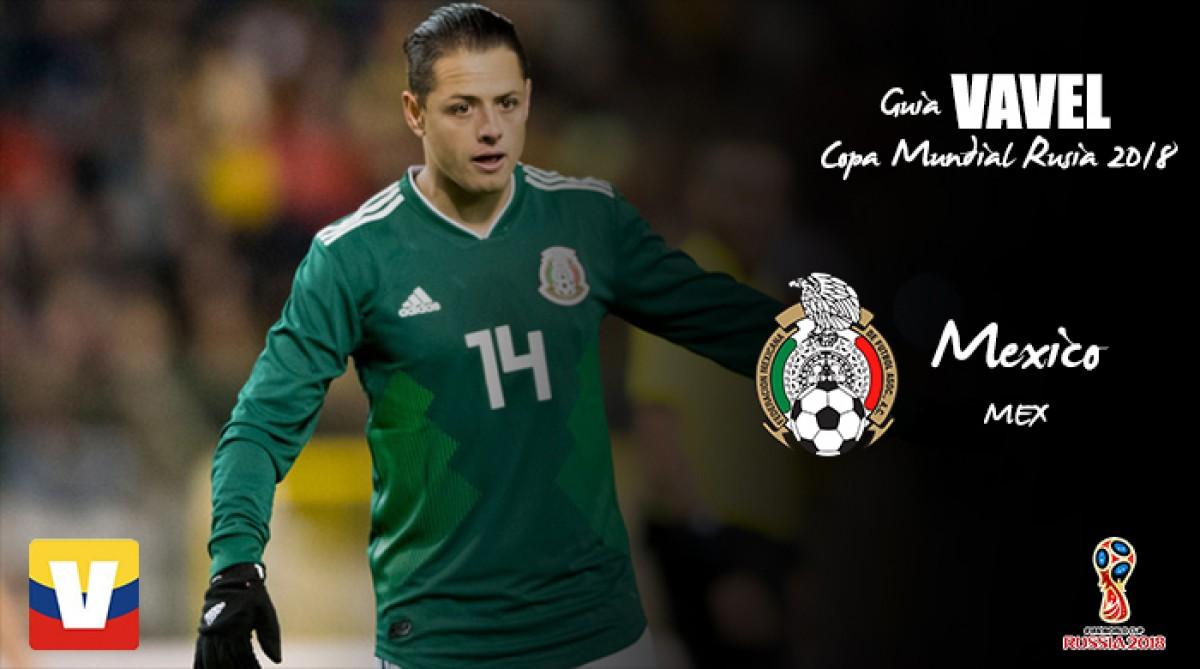 Guía VAVEL de la Copa Mundial 2018: México
