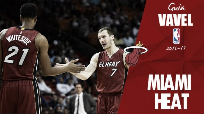 Guia VAVEL da NBA 2016/17: Miami Heat