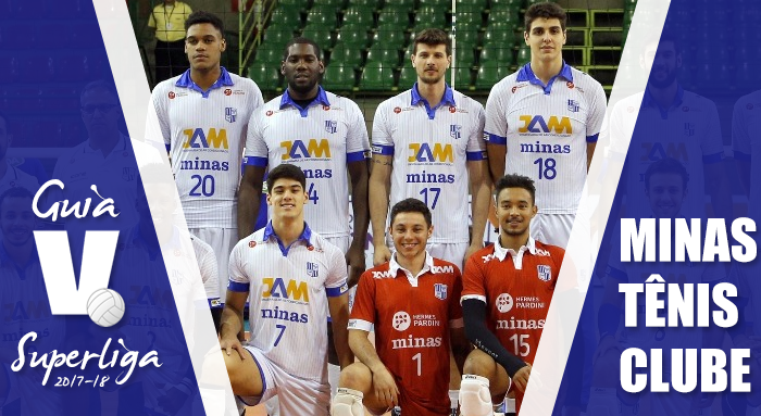 Guia VAVEL Superliga Masculina 2017/2018: Minas Tênis Clube