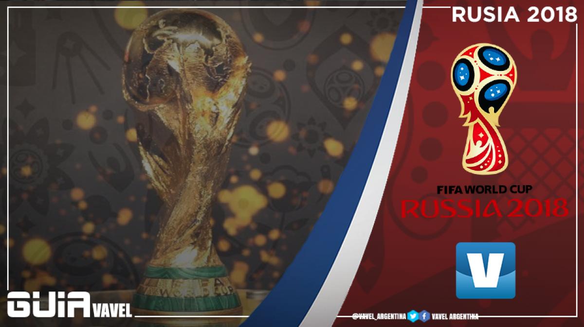 Guía VAVEL Mundial Rusia 2018: 32 selecciones en busca de la gloria eterna