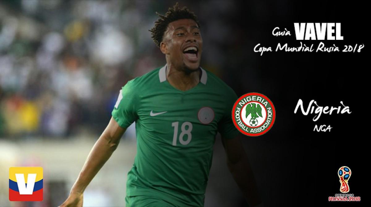 Guía VAVEL de la Copa Mundial 2018: Nigeria