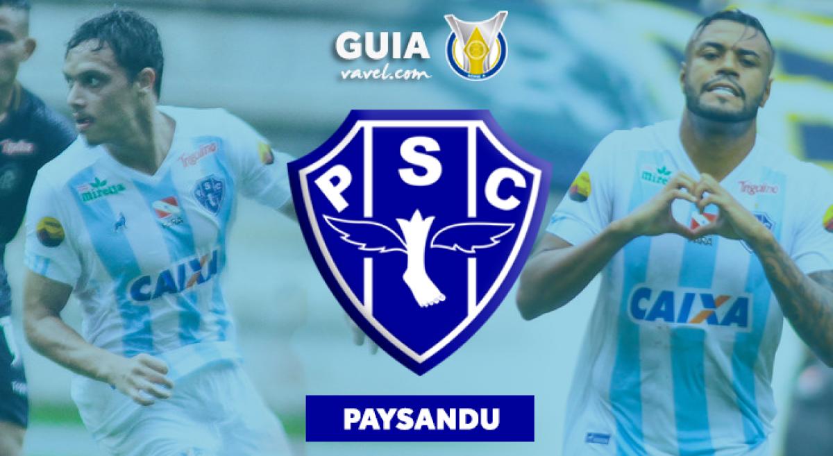 Guia VAVEL do Brasileirão Série B 2018: Paysandu