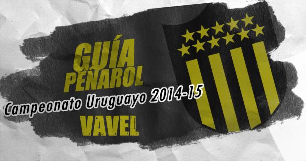 Guía VAVEL Campeonato Uruguayo 2014-15: Peñarol