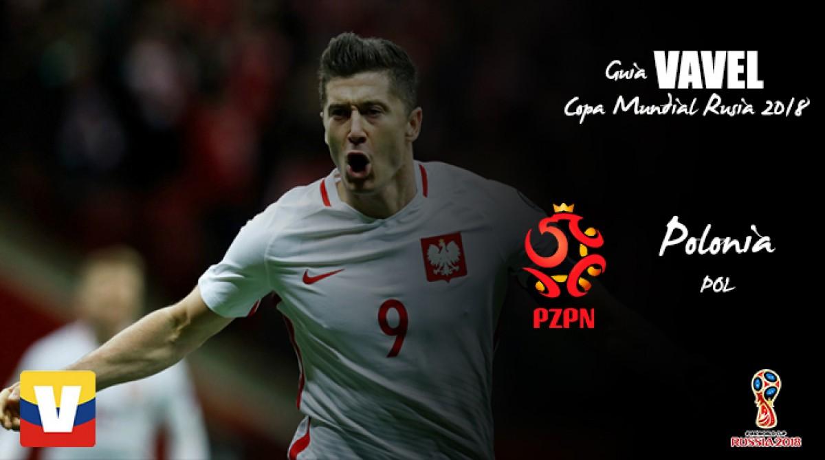 Guía VAVEL de la Copa Mundial 2018: Polonia
