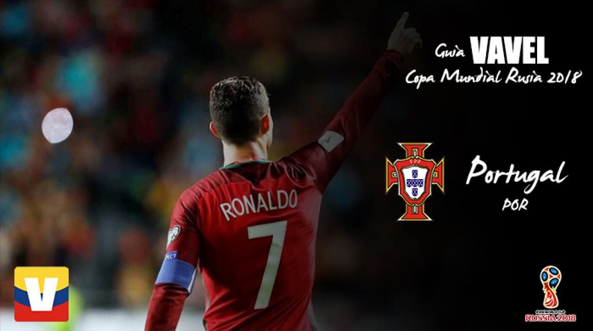 Guía VAVEL de la Copa Mundial 2018: Portugal