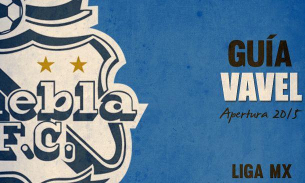 Guía VAVEL Apertura 2015: Puebla