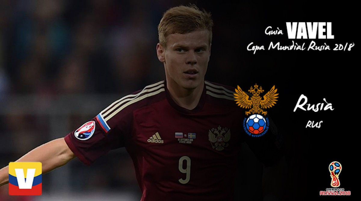 Guía VAVEL de la Copa Mundial 2018: Rusia