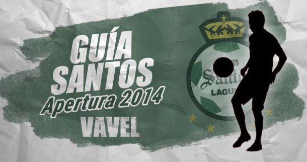 Guía VAVEL Apertura 2014: Santos Laguna