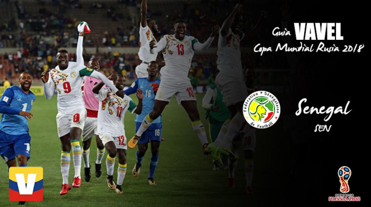 Guía VAVEL de la Copa Mundial 2018: Senegal