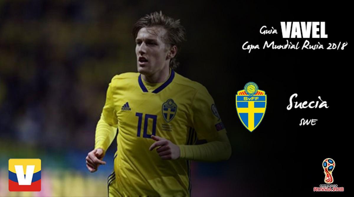 Guía VAVEL de la Copa Mundial 2018: Suecia