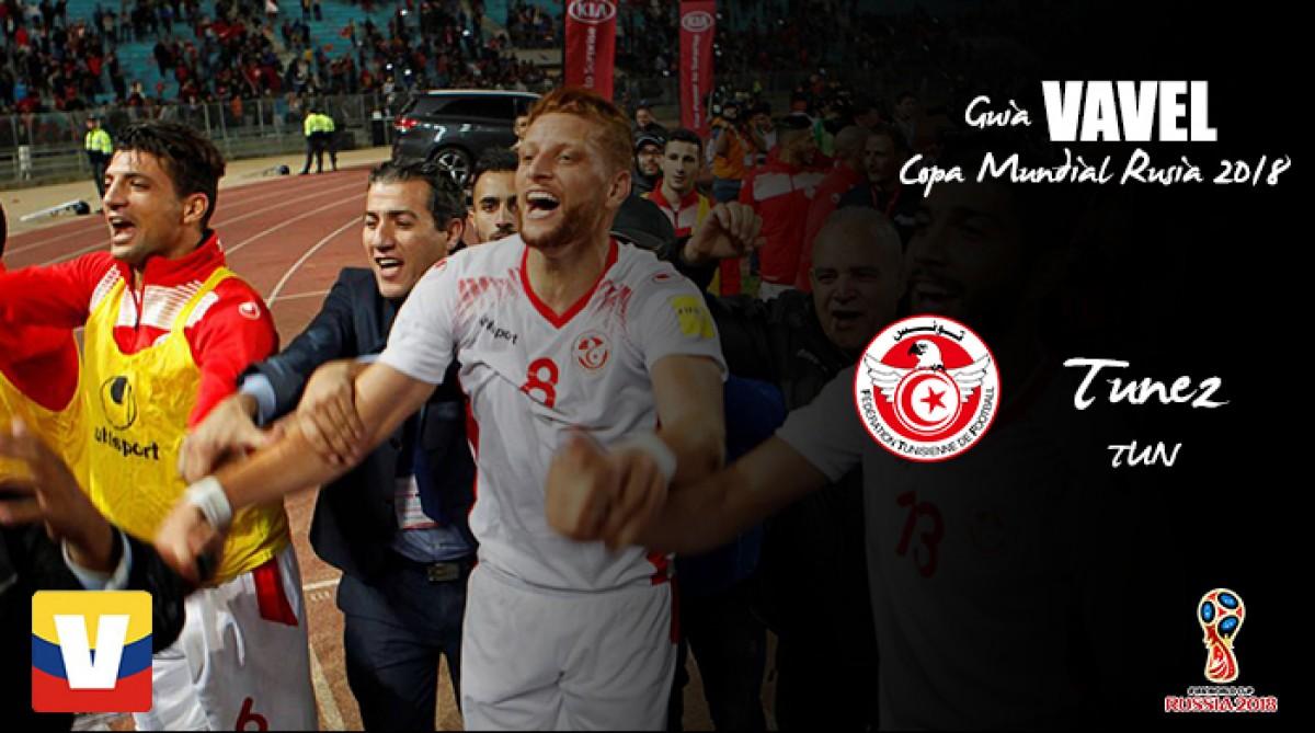 Guía VAVEL de la Copa Mundial 2018: Túnez