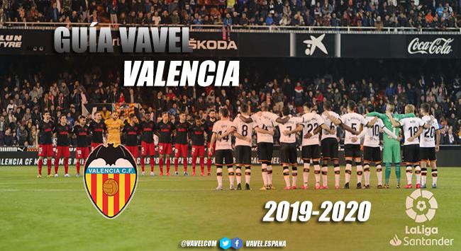 Guía Valencia VAVEL: evaluación de los jugadores de la plantilla 19-20