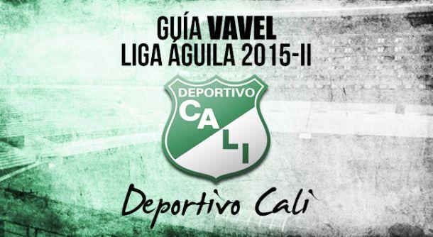 Guía VAVEL Liga Águila 2015-II: Deportivo Cali