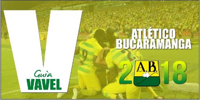 Guía VAVEL Liga Águila 2018-I: Atlético Bucaramanga