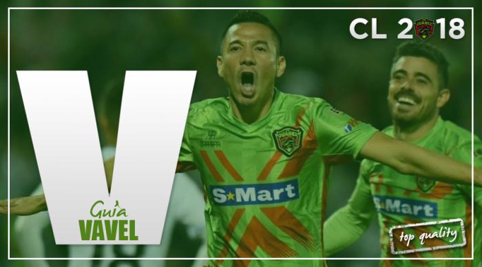 Guía VAVEL Clausura 2018: FC Juárez