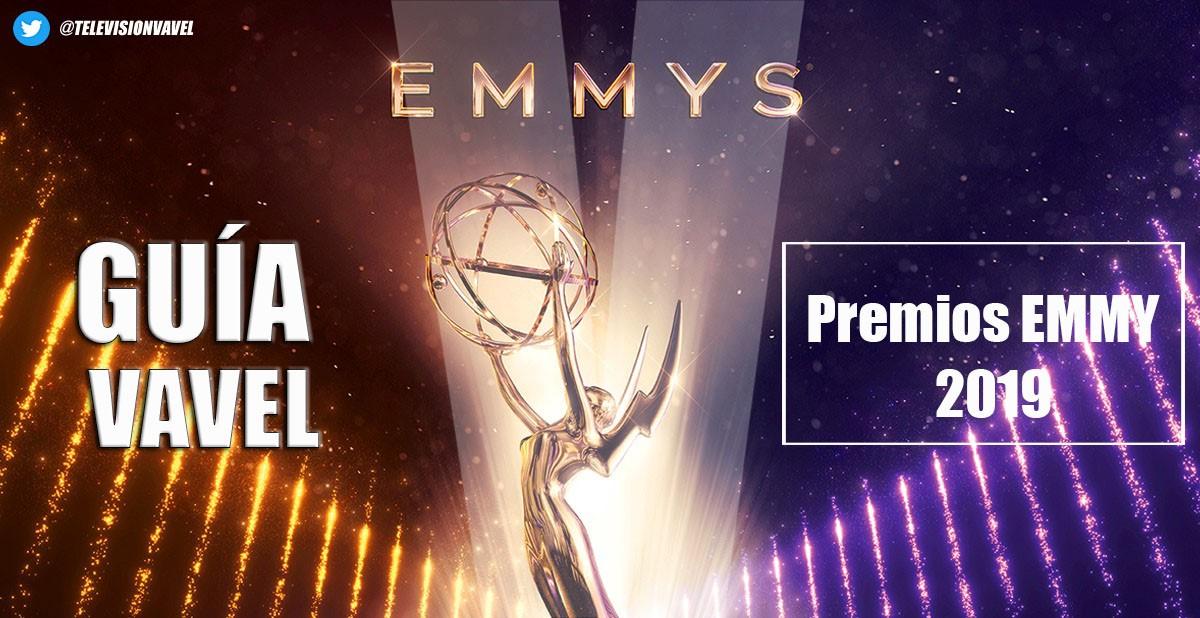 Guía VAVEL Premios Emmys 2019