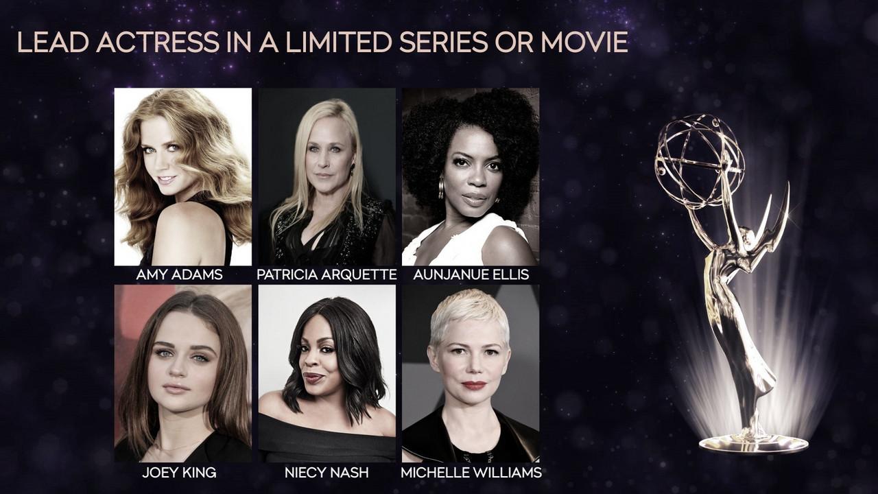 Guía VAVEL: Premios Emmys 2019. Mejor actor y actriz en serie limitada o película de televisión