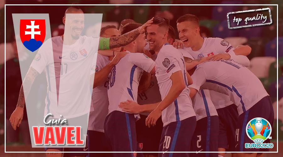 Guía VAVEL Eslovaquia: la selección eslovaca un hueso duro de roer