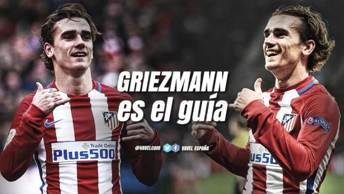Guía VAVEL Atlético de Madrid 2017/2018: Griezmann, el guía