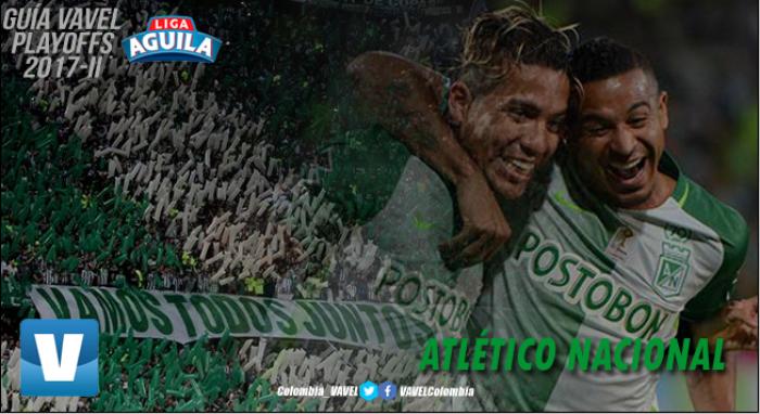 Guía VAVEL 'playoffs' Liga Águila 2017-II: Atlético Nacional